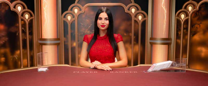 Live Casino Game shows: Lightning Baccarat