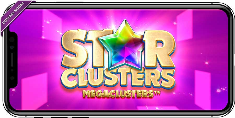 Starclusters mobiel met Megaclusters