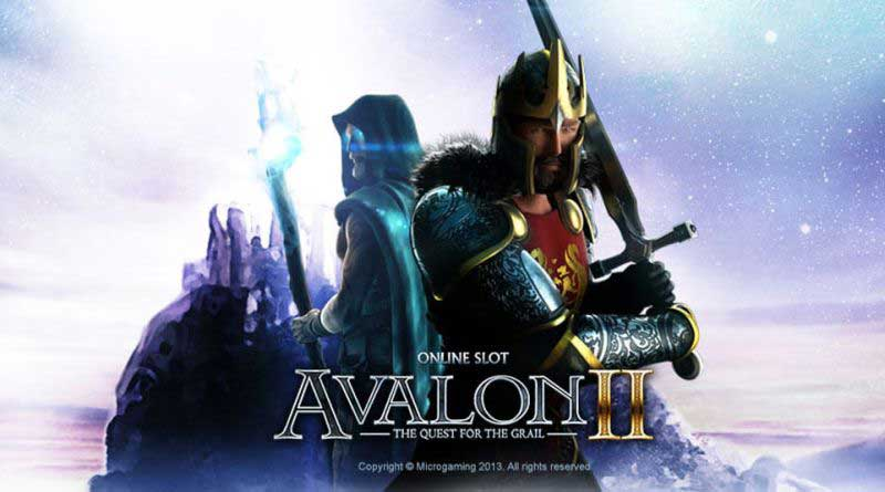 Avalon 2 video slot