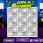 online krasloten cops and robbers