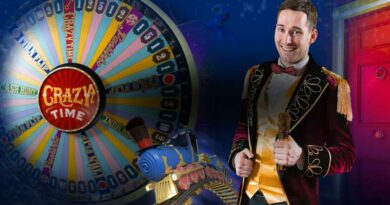 Live Casino Game Shows: Crazy Time