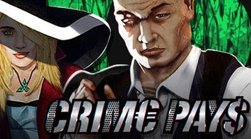 Crime Pays gokkast