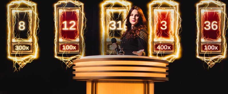 Live Casino Game Shows: Lightning Roulette