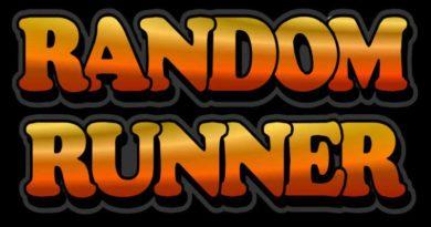 logo random runner