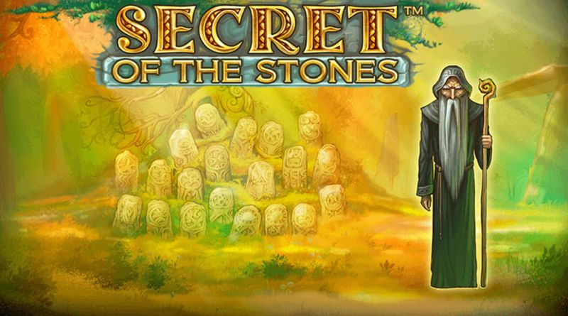 Gokkast Secret of the Stones