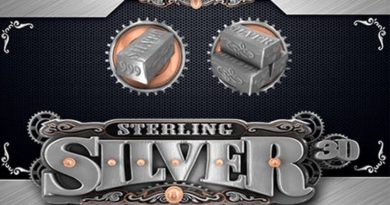 Sterling Silver gokkast