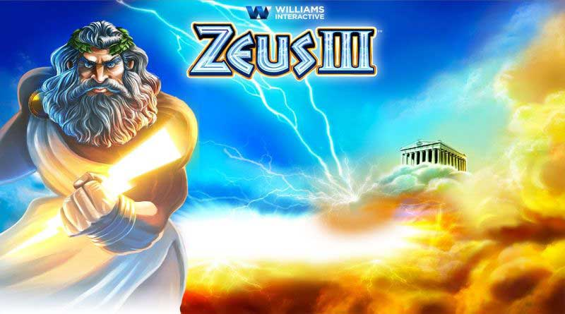 Zeus 3 videoslot